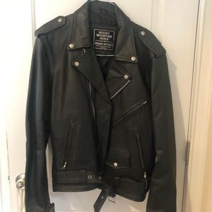 Other - Leather  men's jacket